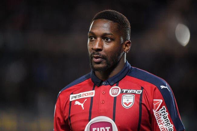 FCGB: Ejecté à cause de sa réputation, Sankharé tient tête à Bordeaux