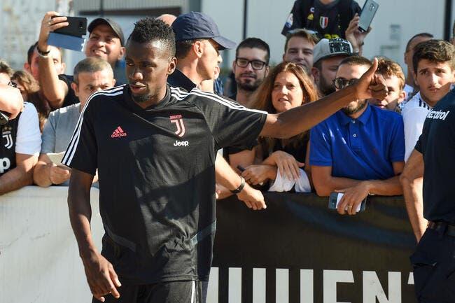 Le PSG s'est renseigné sur Matuidi — Mercato