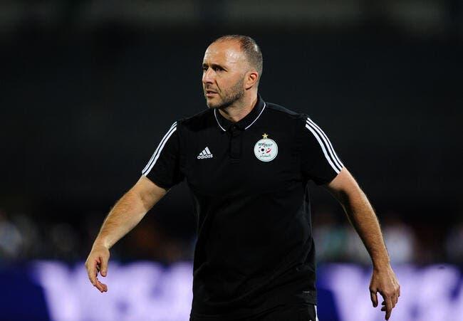 CAN: La CAF change d'arbitre pour la finale, l'Algérie a des soupçons