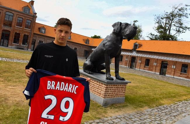 Officiel: Domagoj Bradaric rejoint le LOSC