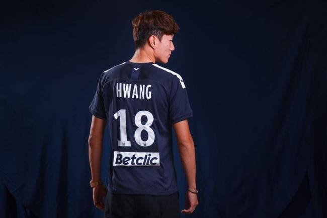 Officiel : Hwang Ui-jo signe à Bordeaux pour quatre ans