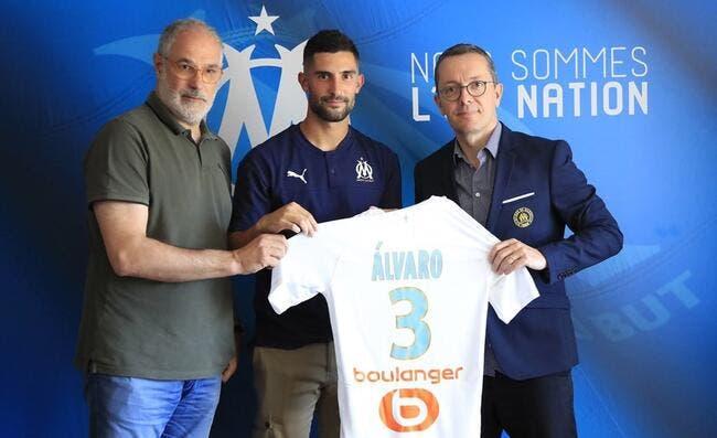 Officiel : L'OM annonce Alvaro Gonzalez