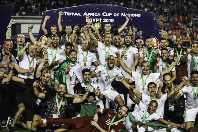 CAN 2019 : L'Algérie n'a rien volé, Belmadi le rappelle