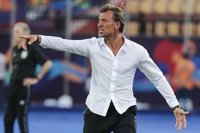 Officiel : Hervé Renard quitte la sélection marocaine