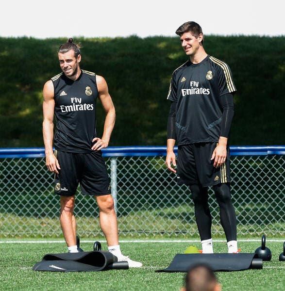 Real Madrid: Zidane annonce le transfert de Gareth Bale