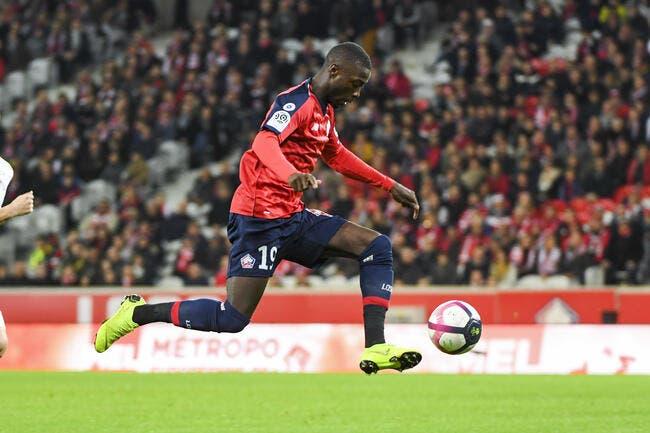 LOSC : De 60 à 80ME, Nicolas Pépé fait craquer Man Utd