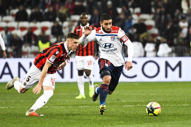 OL : Fekir snobe Naples pour un club moyen, il sait pourquoi