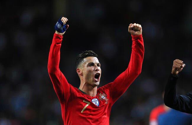 Cristiano Ronaldo n'a plus rien à craindre aux Etats-Unis