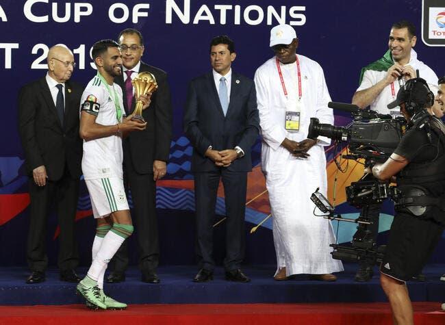 CAN 2019 : L'Egypte choquée par le comportement de Mahrez