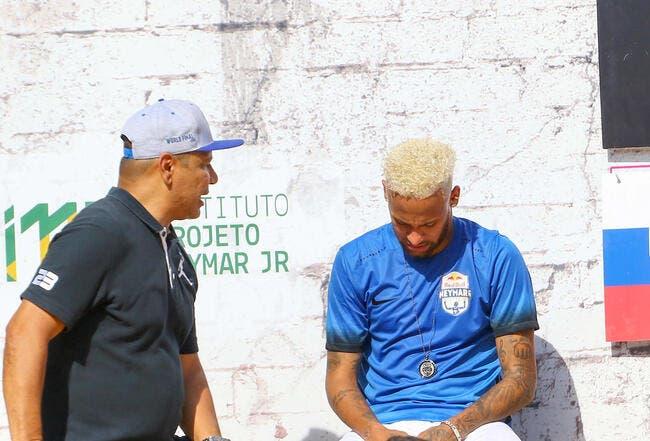 PSG: L'inquiétante version médicale du Paris SG sur Neymar
