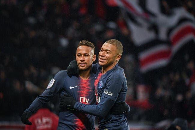 PSG : Mbappé ne quittera pas Paris en 2020, merci Neymar !