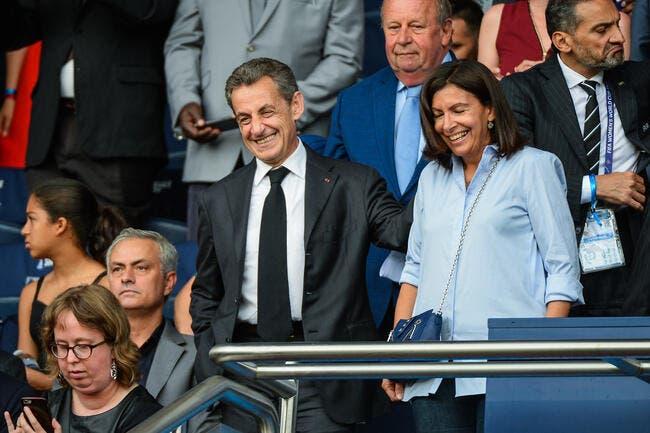 PSG : Sarkozy a-t-il doublé Al-Khelaifi comme boss du PSG ?