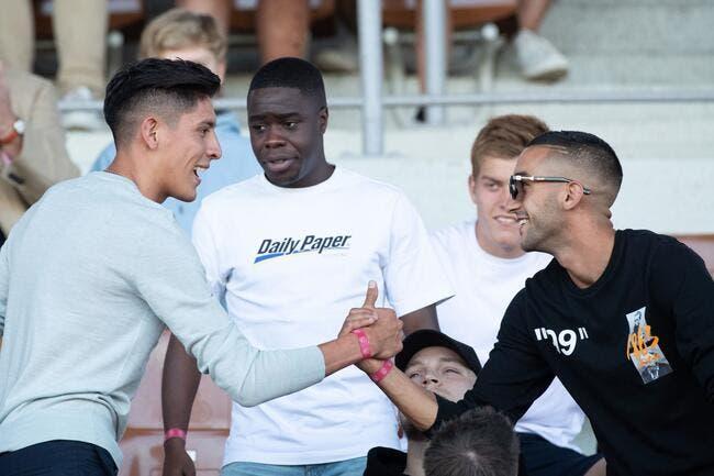 OL : Frais, dispo et pas si cher, Hakim Ziyech fait saliver Lyon