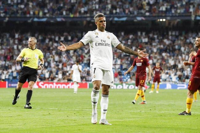 ASM: Humilié par Zidane, Mariano trouve du réconfort à Monaco