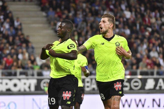 Lille: Naples grillé sur le fil, Arsenal a retourné le clan Pépé