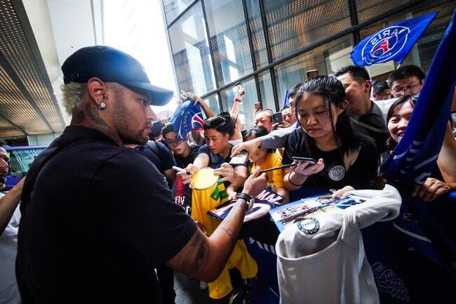 PSG : Neymar et Paris condamnés à un an supplémentaire ?