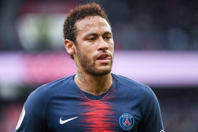 PSG : Un deal du Barça pour Neymar encore balayé par Paris