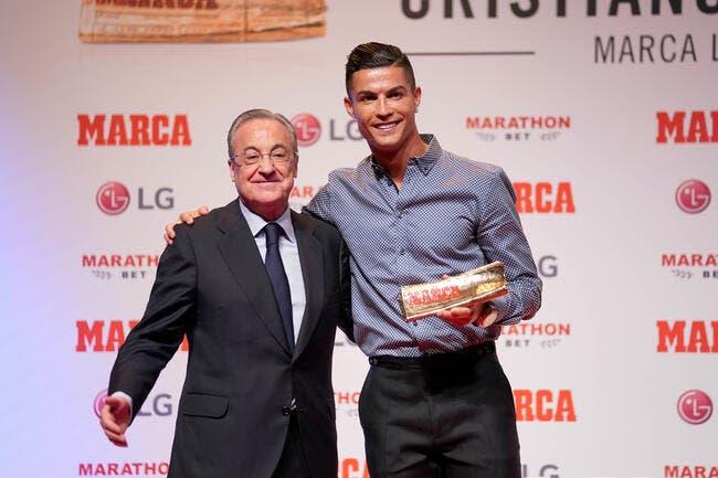 Ita : Cristiano Ronaldo a toujours faim, il le prouve en une phrase