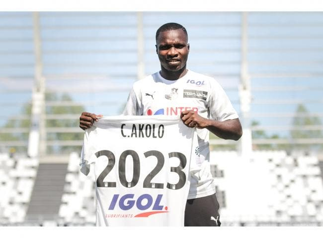 Officiel : Amiens s'offre un international congolais de Bundesliga