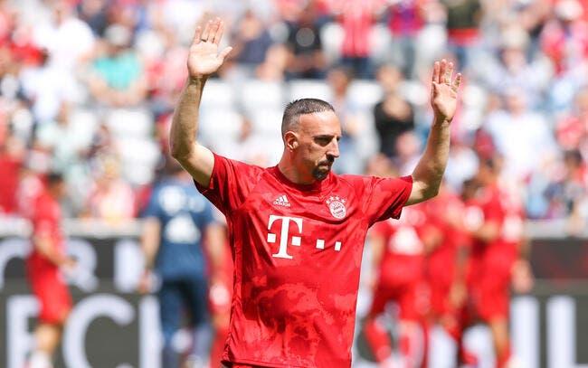 OM : Marseille dit non à un colossal retour de Franck Ribéry