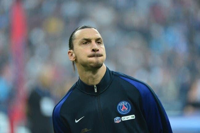 PSG : Zlatan Ibrahimovic rafle encore un titre... grâce à Paris