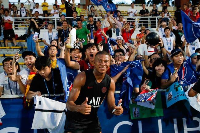 FIFA : Mbappé pas Neymar pour le meilleur joueur de 2019