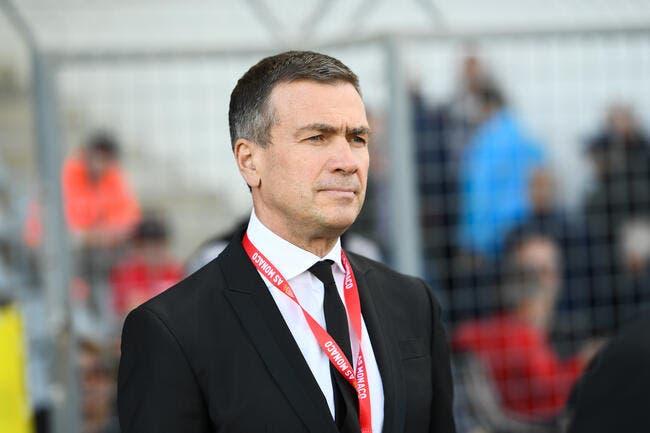 ASM: Du maintien à la C1, Monaco promet du changement au mercato