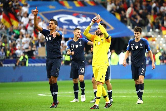 EdF: «Quel super mec !» Barthez a un coup de coeur chez les Bleus