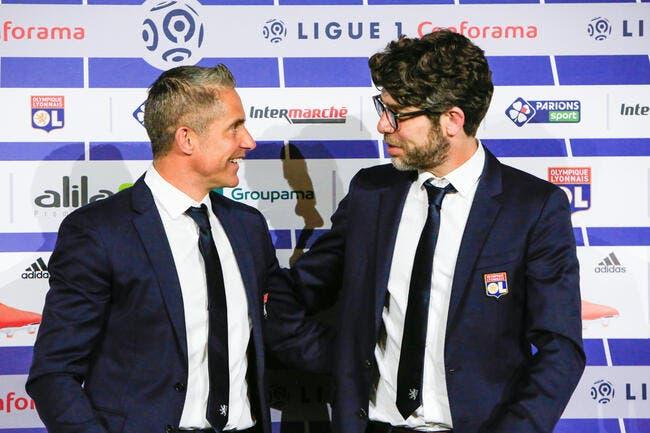 OL: Cet été, Lyon donnera la priorité à l'étranger