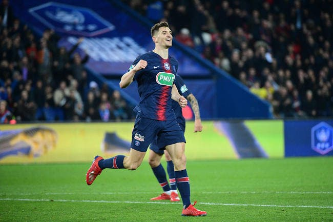 PSG : 25ME et Man Utd, Meunier range son casier à Paris
