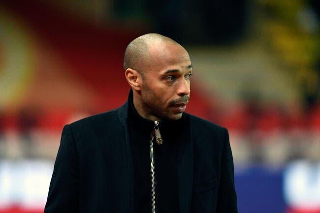 ASM : Thierry Henry n'est pas un peintre, ça découpe...