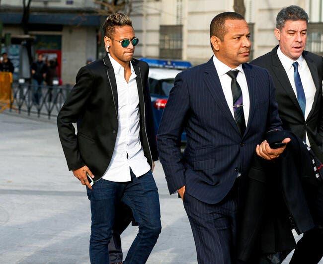 PSG : Neymar violeur ? Son père promet une contre-attaque rapide !