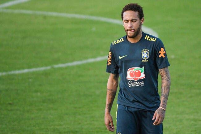 PSG : La position inquiétante de Neymar sur son avenir