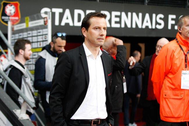 L1 : Julien Stéphan prolonge à Rennes jusqu'en 2022