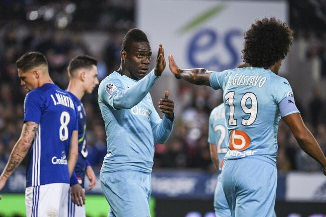 OM : Il met fin au débat, Marseille doit garder Balotelli !