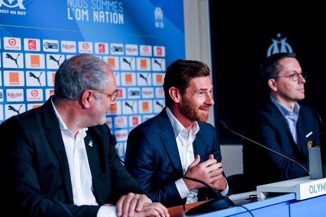 OM : Villas-Boas dit oui à un mercato low-cost à Marseille