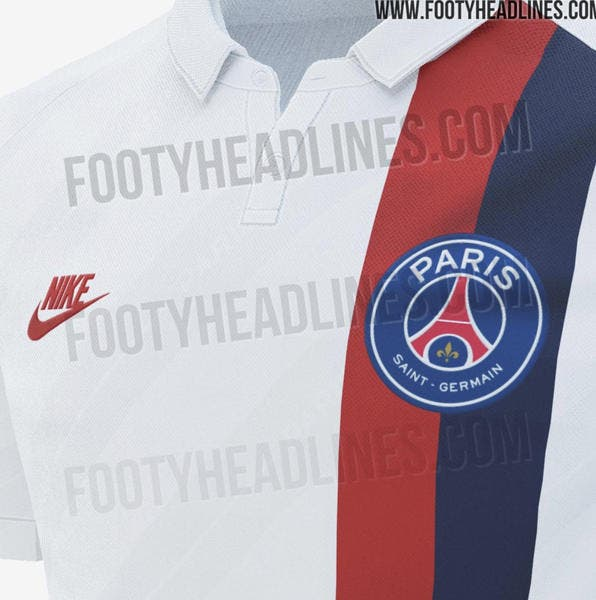 PSG : Le troisième maillot du PSG dévoilé, il va cartonner !