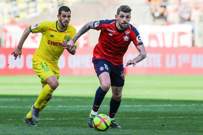 Officiel : Xeka prolonge à Lille jusqu'en juin 2022