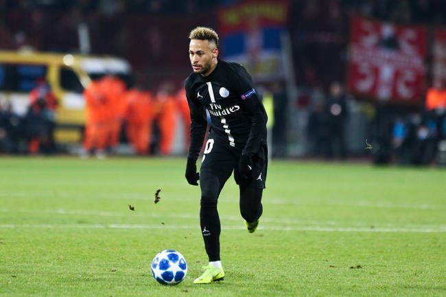 PSG : L'appel du 18 juin, Neymar laisse Paris faire le boulot