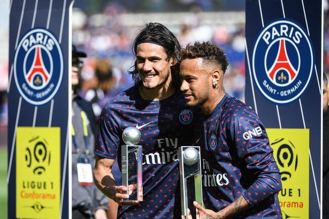 PSG : Neymar et Mbappé restent, le vestiaire a parlé