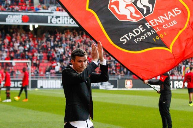 SRFC : Rennes retire le numéro de Romain Danzé