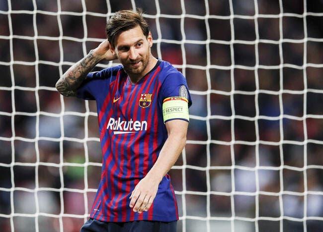 Affaire: Balancé, Messi a encore des problèmes avec le fisc
