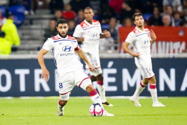OL : 15 ME cash et Lyon accepte de vendre Nabil Fekir !