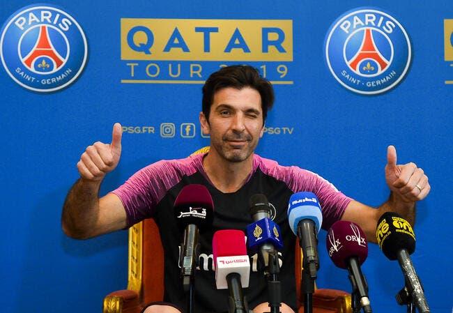 PSG : Gianluigi Buffon et Paris, c'est officiellement fini !