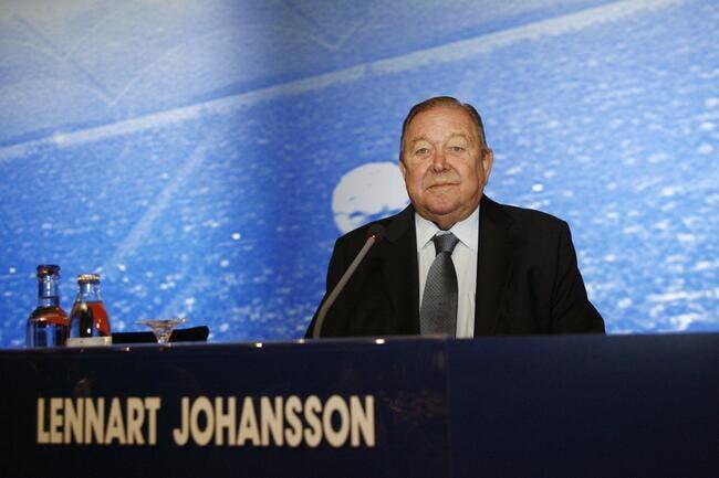 UEFA : Lennart Johansson est décédé