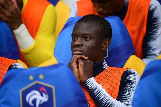 Les Bleus tombent en Turquie — Équipe de France