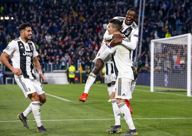 Juve: Matuidi détruit cette idée reçue sur Cristiano Ronaldo