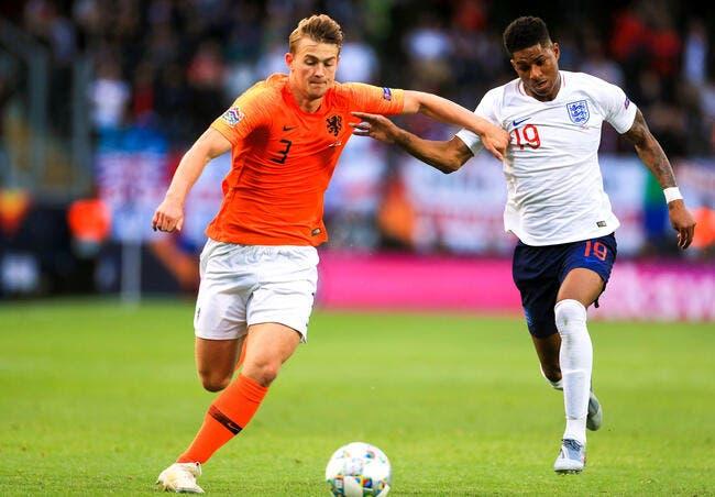 NL : Sympa, l'Angleterre offre la finale aux Pays-Bas
