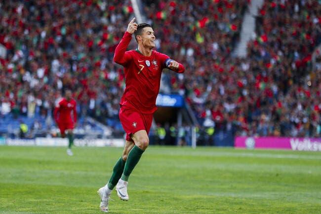 Personne ne passe le mur Van Dijk, il défie Cristiano Ronaldo