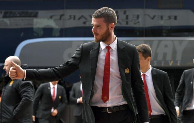 PSG : De Gea à Paris, Manchester United va craquer